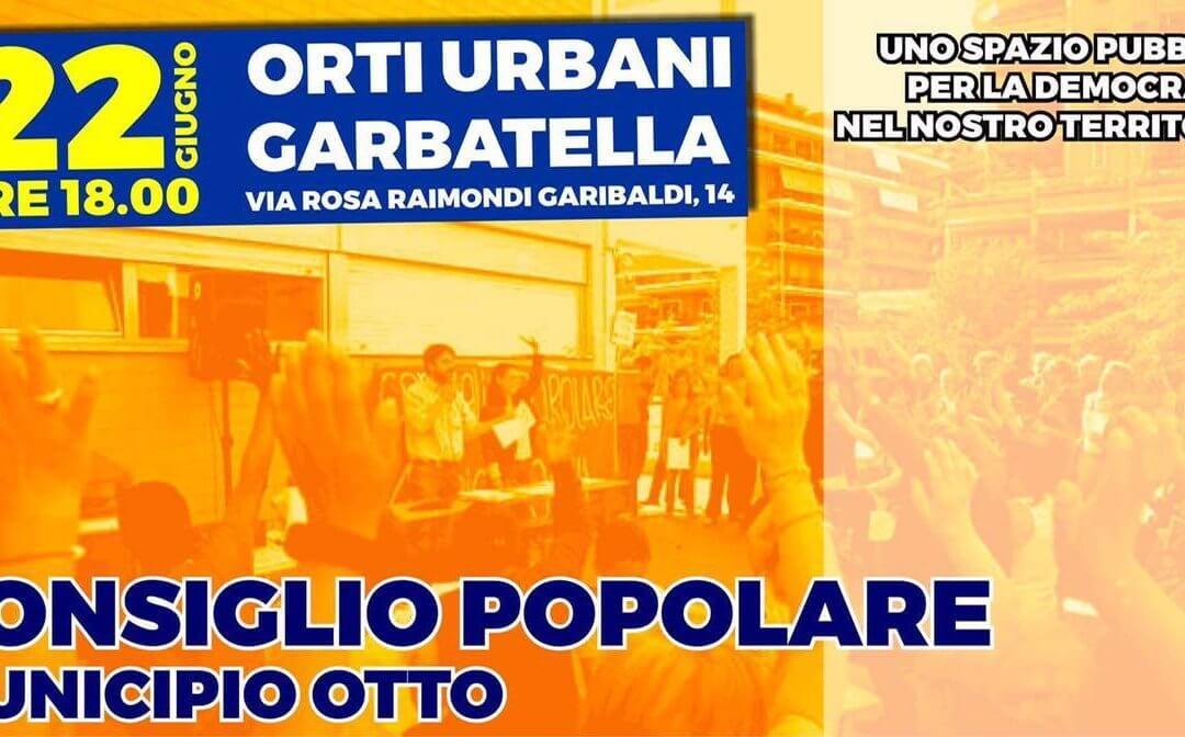 Secondo Consiglio Popolare Municipio Roma VIII