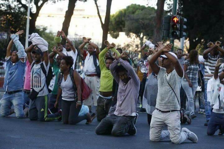Casa, diritti, dignità! – Dopo lo Sgombero di Piazza Indipendenza Scendiamo in Piazza!