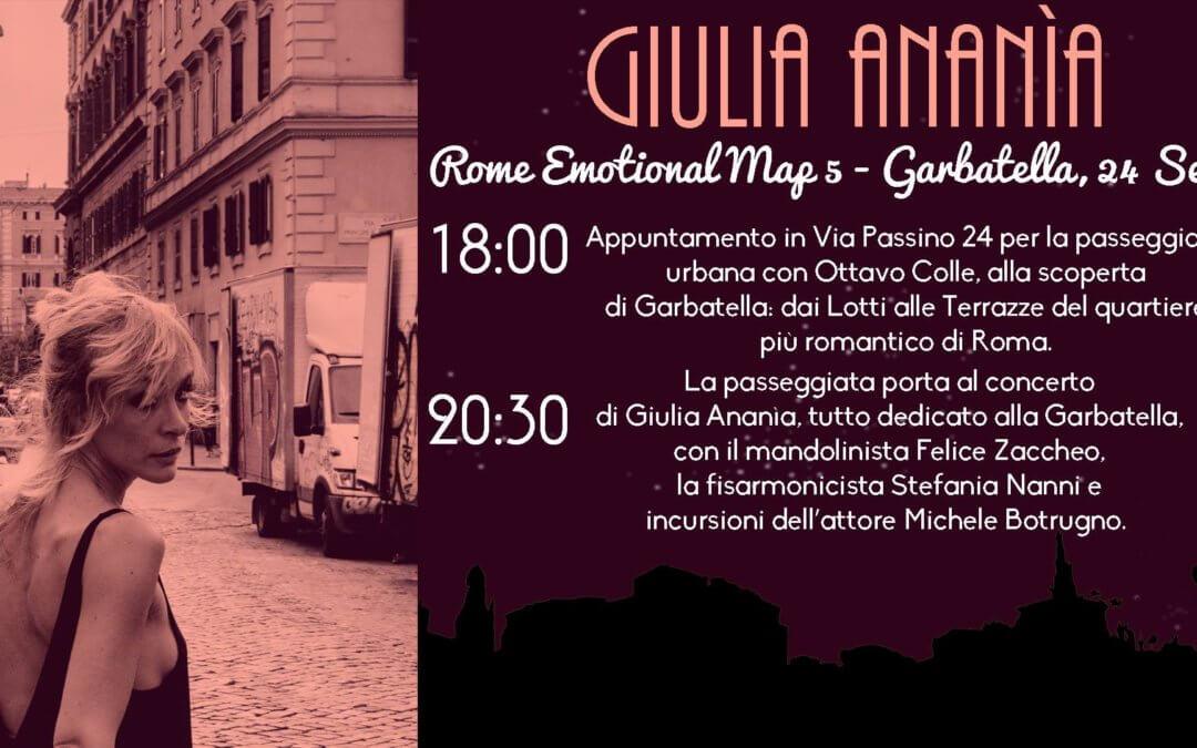 REM5 – Garbatella con Giulia Anania