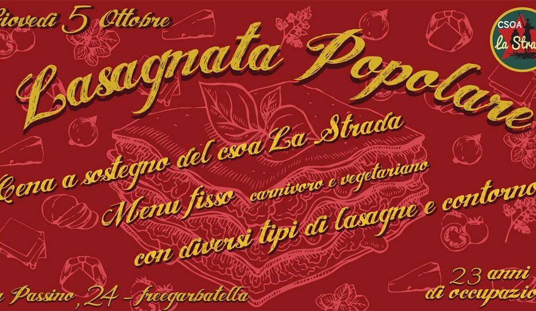 Lasagnata Popolare
