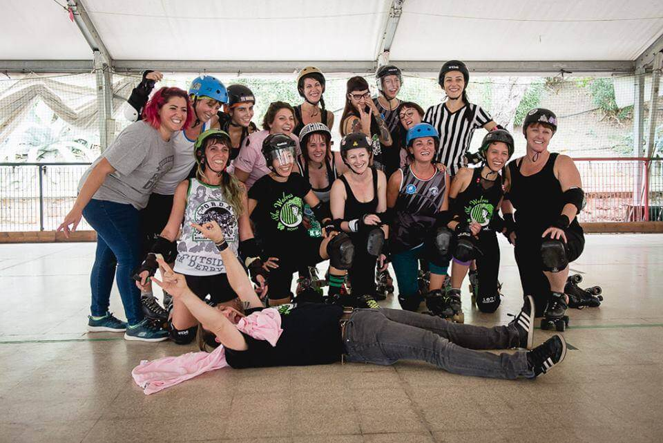 Cena benefit a sostegno delle She-Wolves Roller Derby Roma