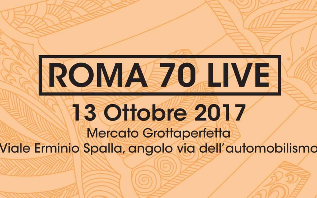 Roma70 Live 2017