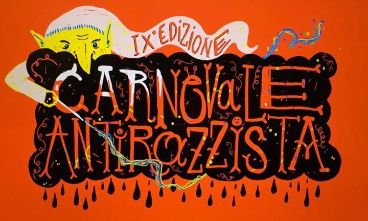 Carnevale Antirazzista de Roma Sud