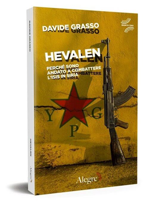 Presentazione 'Hevalen' di Davide Grasso