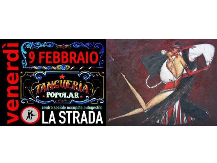 Tangueria ★ Popular – venerdì 9 febbraio
