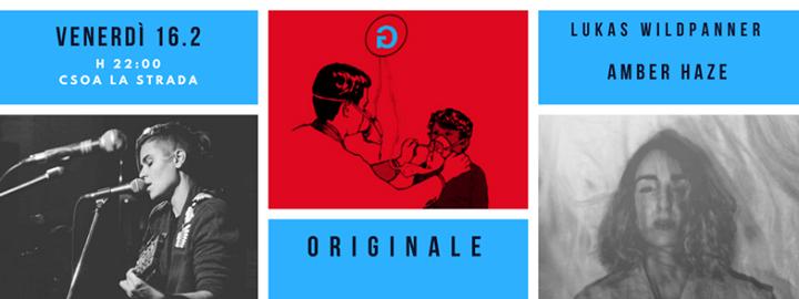 Originale – Lukas Wildpanner + Amber Haze