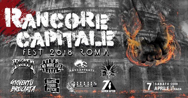 Rancore Capitale Fest 2018