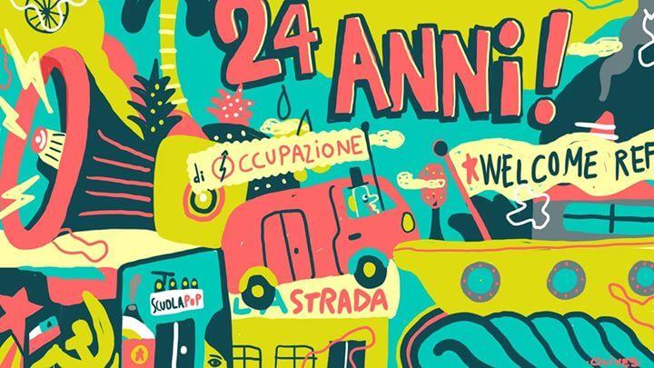 24 Anni di Occupazione – Dal 1994 un posto speciale
