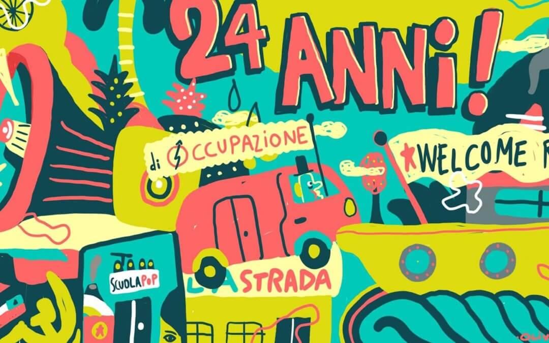 12-13 Ottobre – 24 Anni di Occupazione – dal 1994 un posto speciale