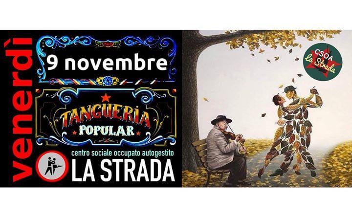 Tangueria ★ Popular – venerdì 9 novembre