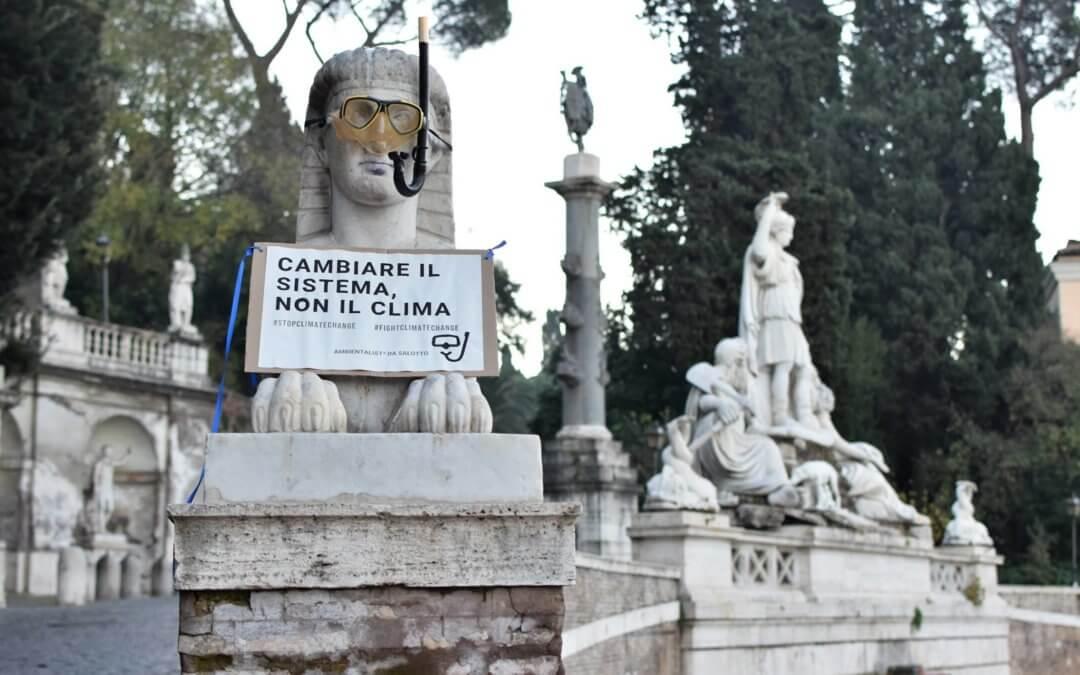COP24 – Cambiare il sistema, non il clima. Agire ora per restare a galla