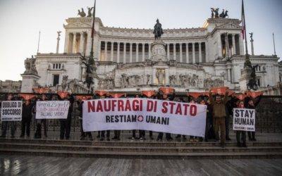 Restiamo Umani – Verso il presidio di Venerdì 25 Gennaio – All migrants are welcome!