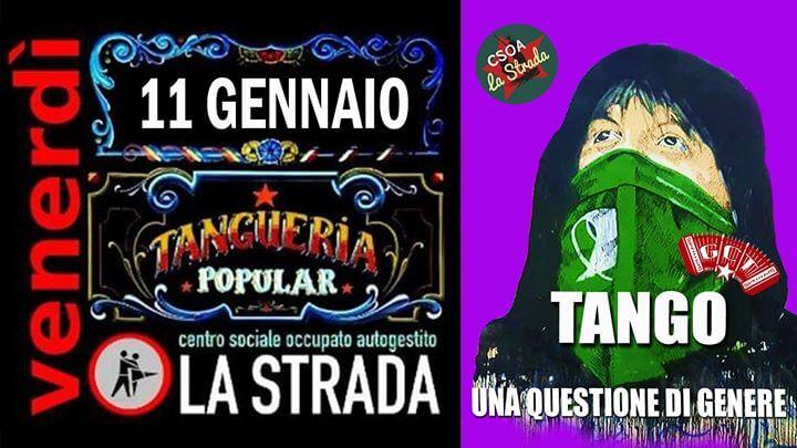 Tango una questione di genere e Tangueria ★ Popular