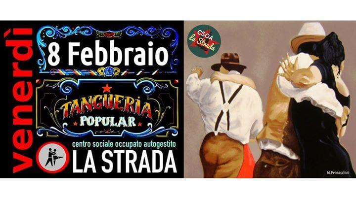Tangueria ★ Popular – venerdì 8 febbraio