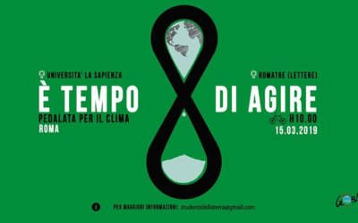 15Marzo Global Climate Strike – Pedalata per il Clima