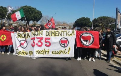 Roma ricorda le Fosse Ardeatine
