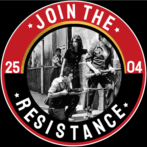 25 Aprile 2020 – Join the Resistence!
