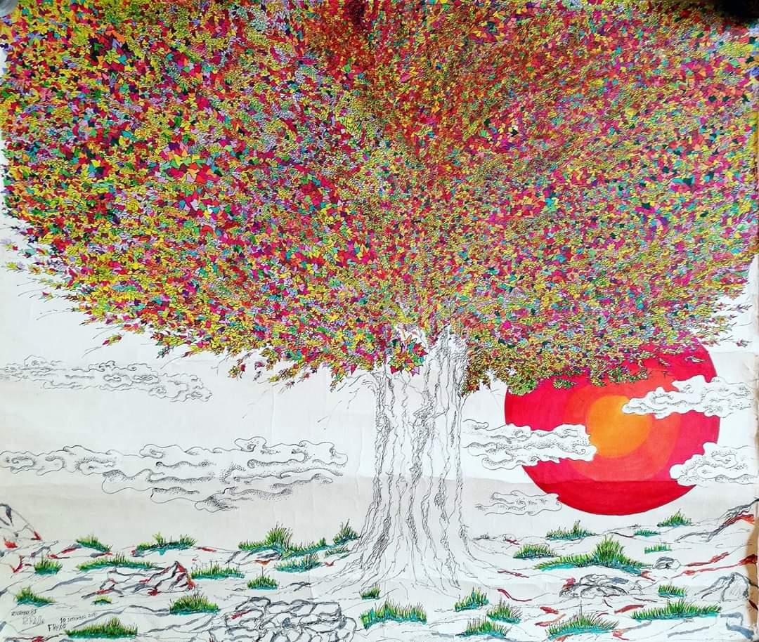 Il movimento mi fa resistere - di Federico Ruxo