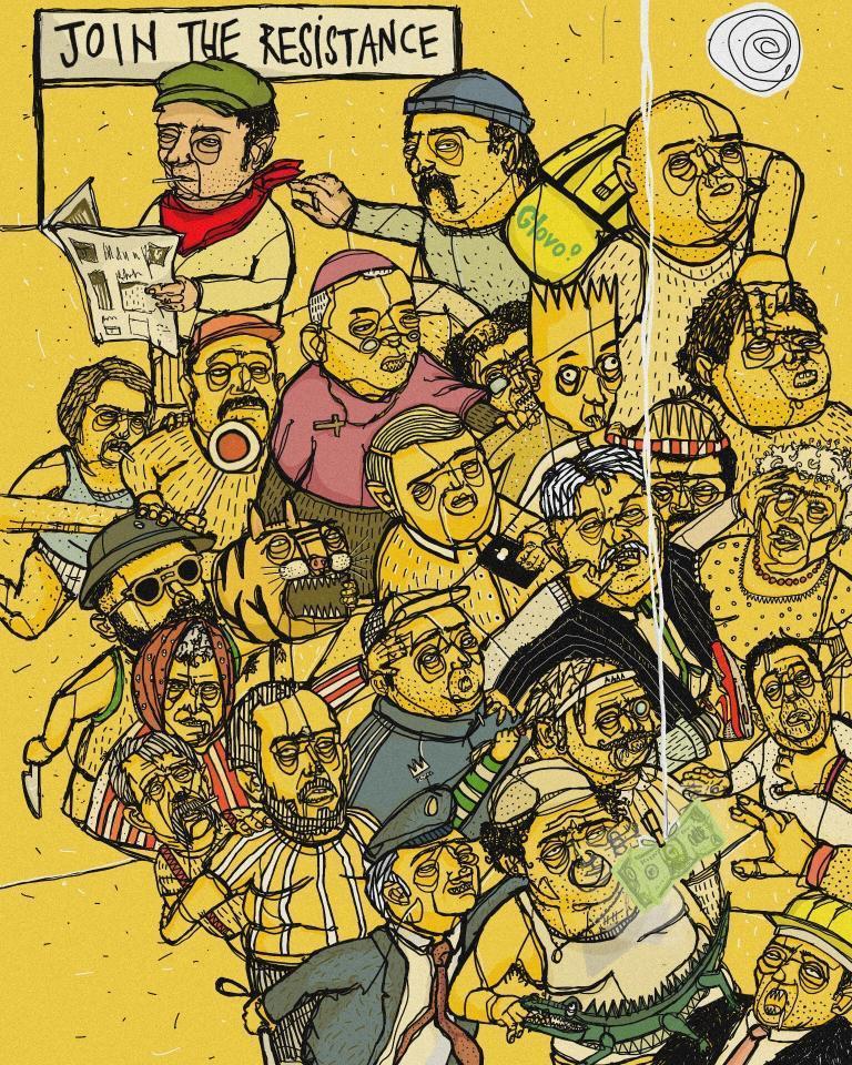 Illustrazione di Marco Palmieri