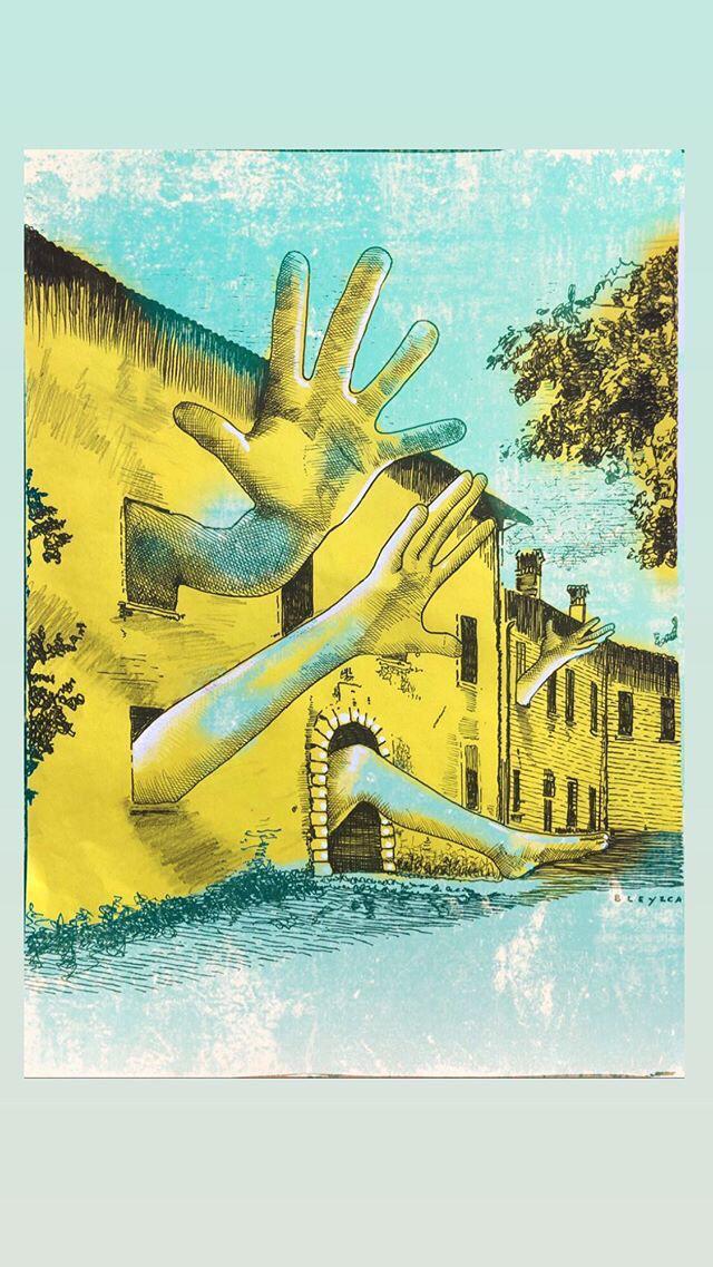 Illustrazione di Blejzca (Alice Passadore)