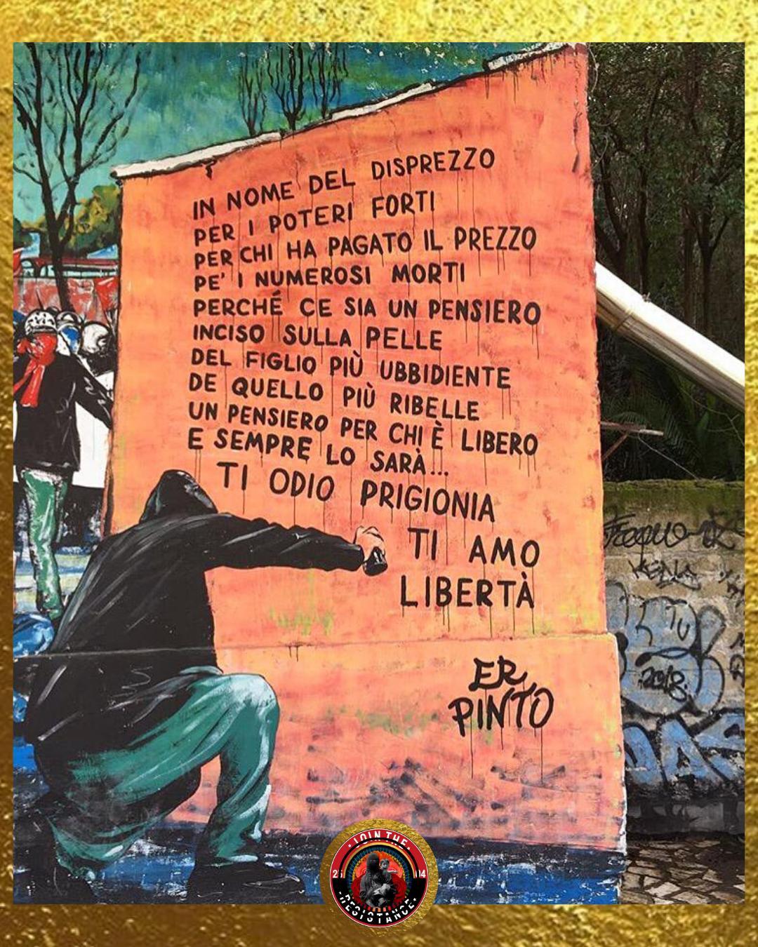 Mural di Er Pinto